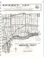 Map Image 015, Muscatine County 1973